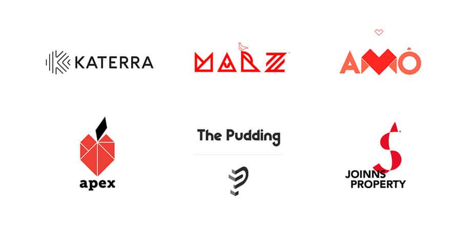 Geométrica original - Logos 2020