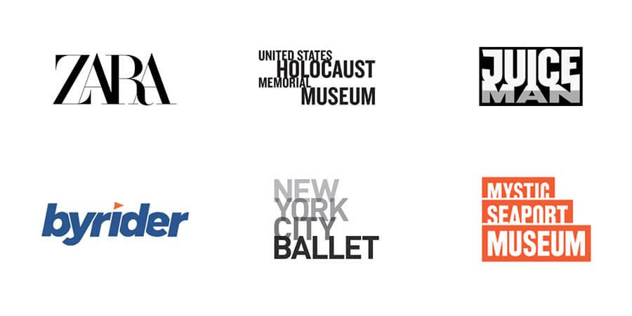 Diseño desordenado - Logos 2020