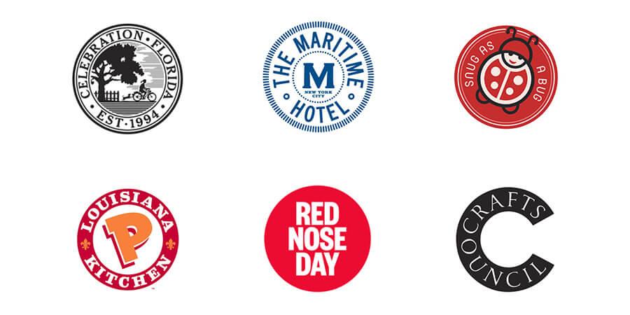 Emblemas - Logos 2020