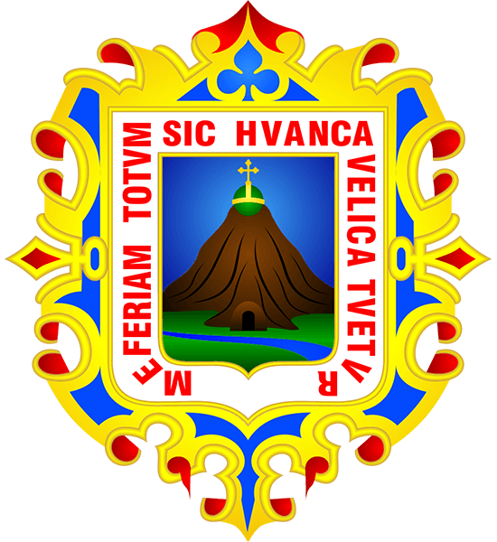 Escudo Huancavelica, Perú