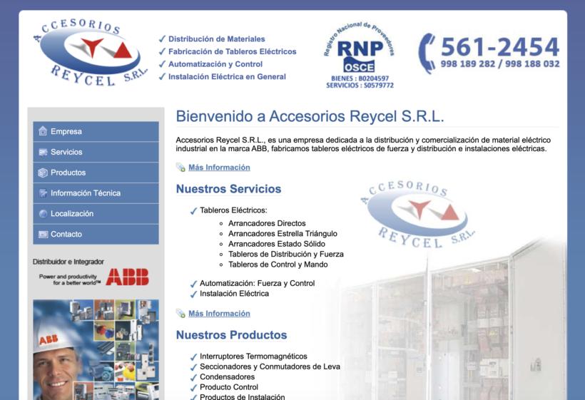 Accesorios Reycel